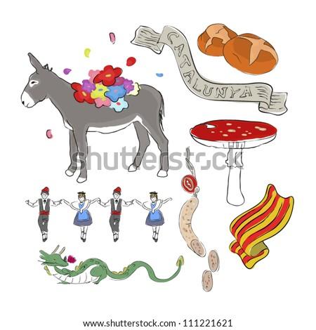 Catalonia culture decorative elements