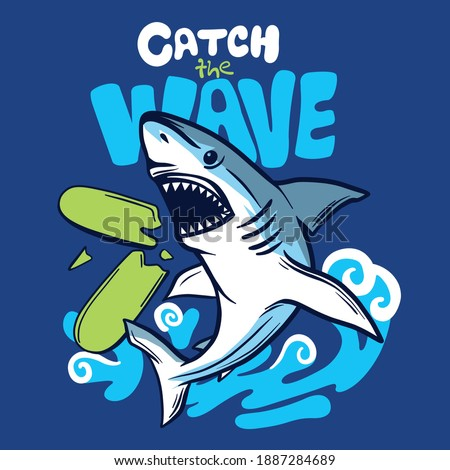 catch the waveshark attack