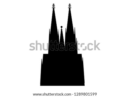 cathedral skyline of german