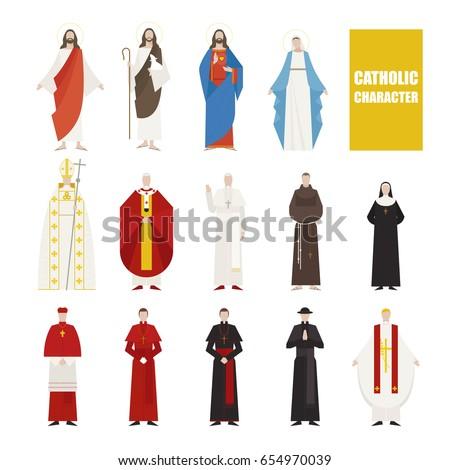 catholic people character