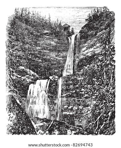 catskill or kaaterskill falls