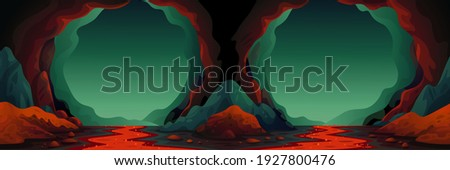 cave   vector seamless