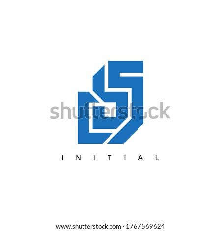 CBS logo initial in geometric style.