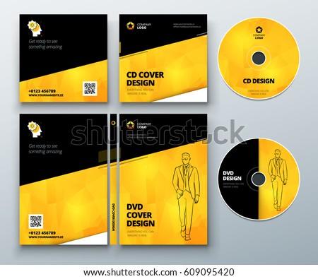 cd envelope  dvd case design