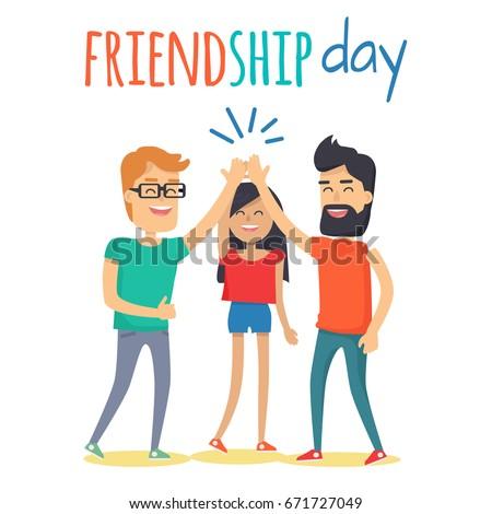 celebrating friendship day