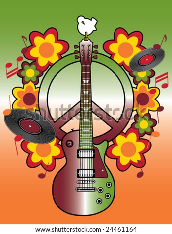 Celebrating the 40th Anniversary of the Woodstock Music and Art Fair.