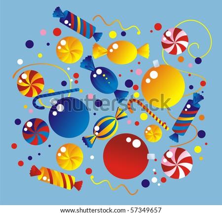 celebratory allsorts  sweets