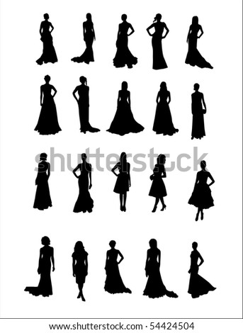 celebrity silhouettes