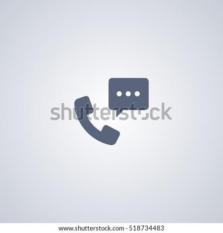 cell icon  call icon
