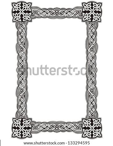 HD wallpapers vector ornaments frames