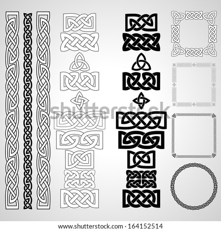 celtic knots  patterns