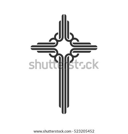 celtic ornamental christian