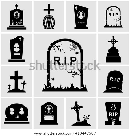 cemetery crosses and