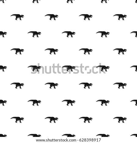 ceratopsians dinosaur pattern