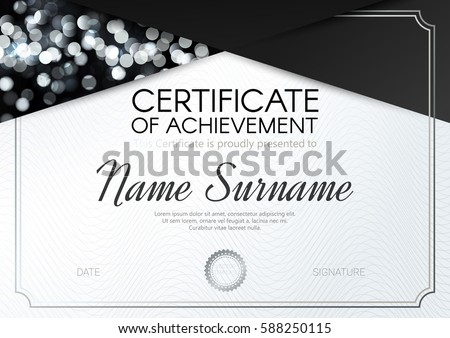 Congratulations Certificate   Free Vector Graphic Images  Free