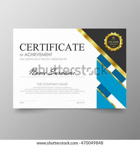 Royalty Free Stock Photos And Images Certificate Template Awards
