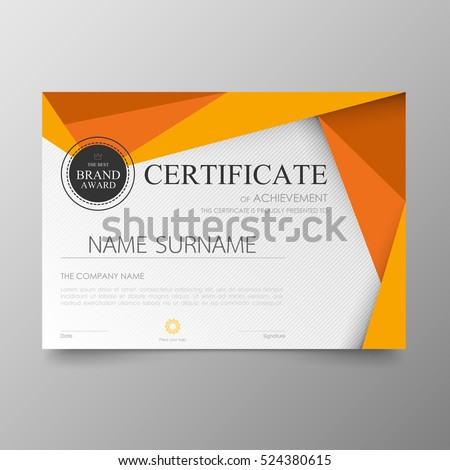 50 certificate template vectors download free vector art premium vectors sponsored results by shutterstock yadclub Gallery