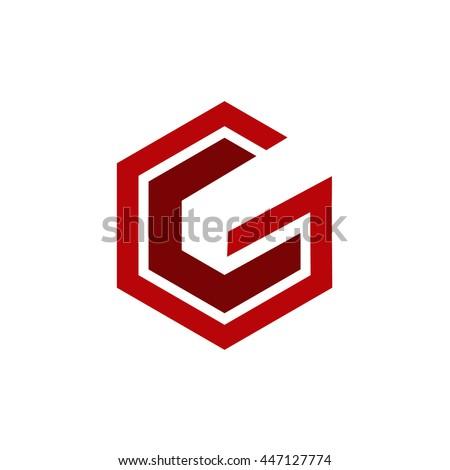 cg initial logo