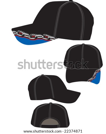 chain hat ストックフォト ©