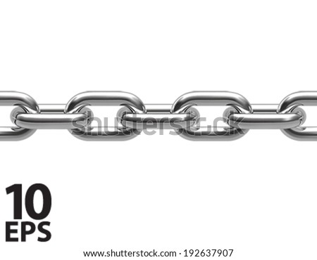 chain isolated seamless