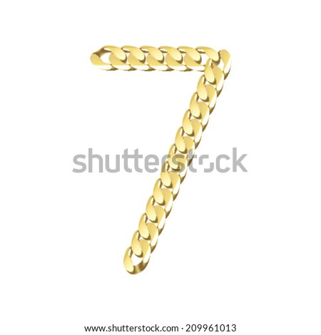chain number