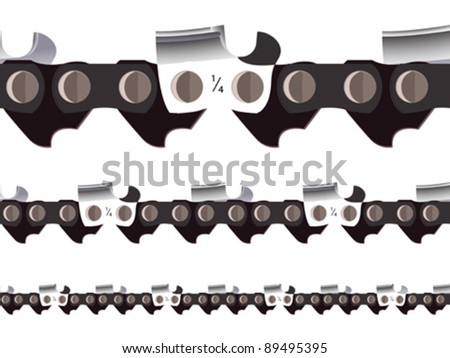 chain saw seamless  abstract