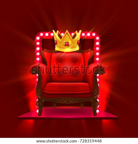 chair king casino podium art