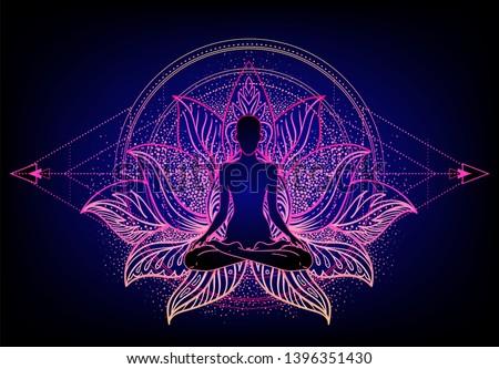 chakra concept inner love