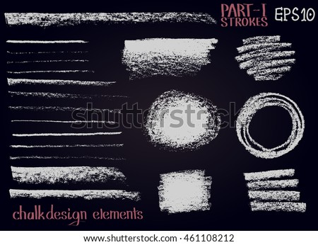 decorative chalk board background 0505 download free vector art