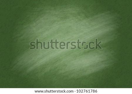Chalkboard blackboard. Green Chalk Board Texture Empty Blank with Chalk Traces Vector