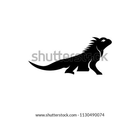 Chameleon vector icon. filled flat sign for mobile concept and web design. Lizard animal simple solid icon. Symbol, logo illustration. Pixel perfect vector graphics