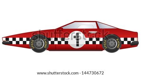 champion rally car