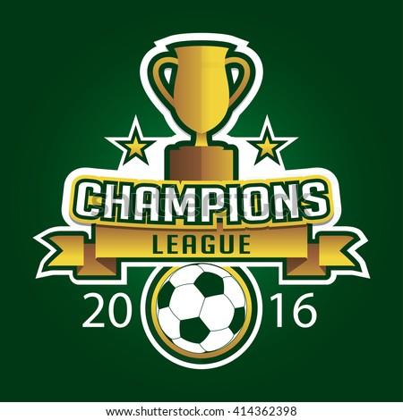 champion soccer league logo