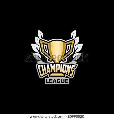 champions league emblem  logo