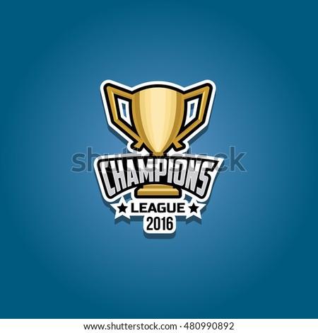champions league logo icon