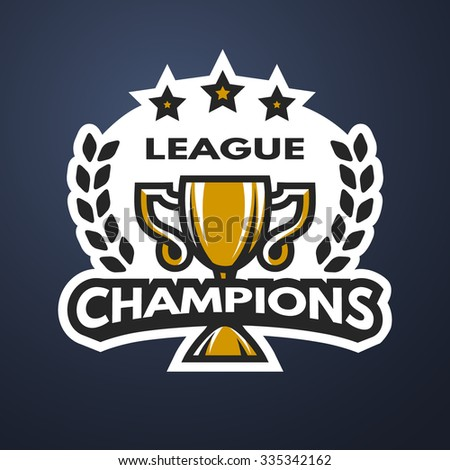 champions league sports logo