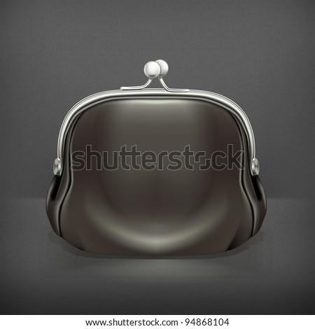 Change Purse, vector