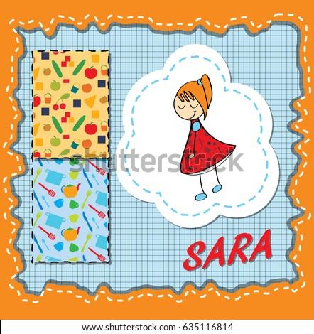character sara young mother