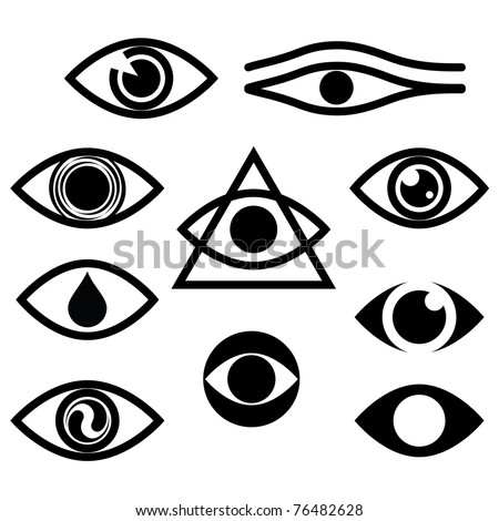 character set   eyes