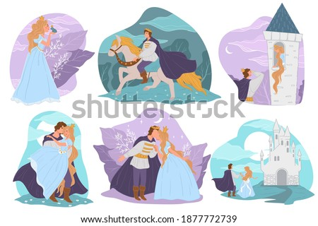 characters from fairy tale
