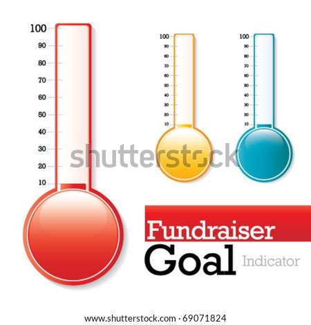 vector images illustrations and cliparts charity thermometer use