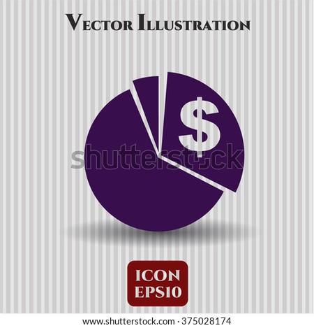 Chart high quality icon