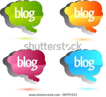 chat blog