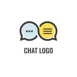 Chat logo.