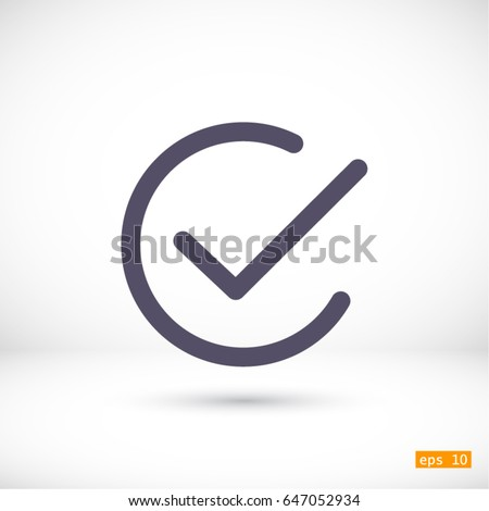 check Vector icon
