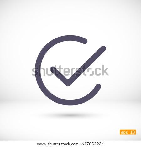 check Vector icon