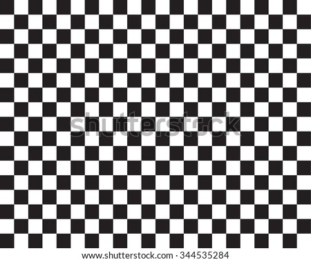 Checked flag pattern vector illustration background.