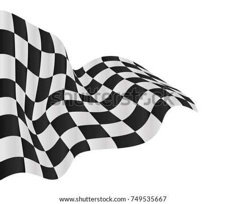 checkered flag background