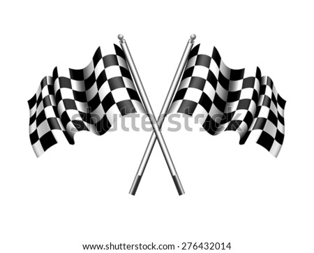 stock-vector-checkered-flag-rippled-black-and-white-crossed-chequered-flag