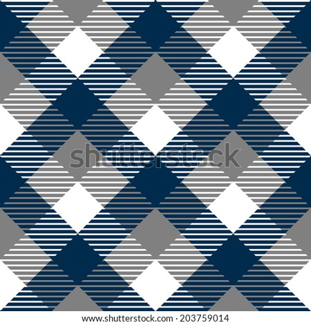 checkered gingham fabric